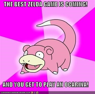 meme Memes nintendo 64 ocarina of time slowpoke video games zelda - 5436935168