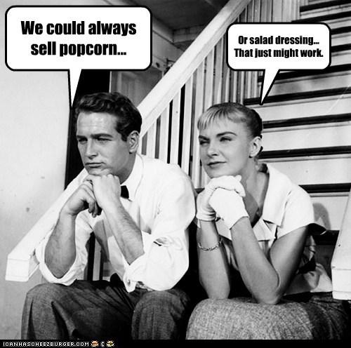 funny historic lols Paul Newman Photo - 5437089792