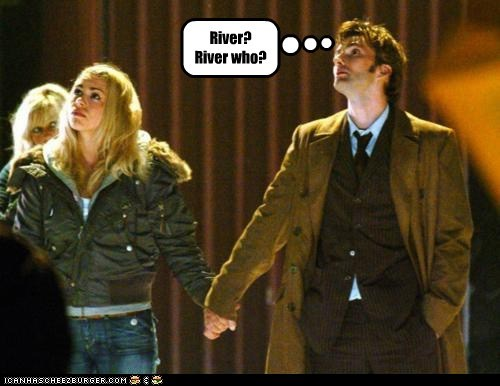 billie piper David Tennant doctor who River Song rose tyler the doctor - 5437606656