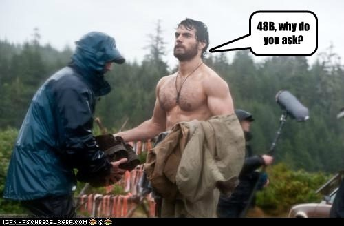 bare chested,bewbs,bra,Henry Cavill,pectorals,superman