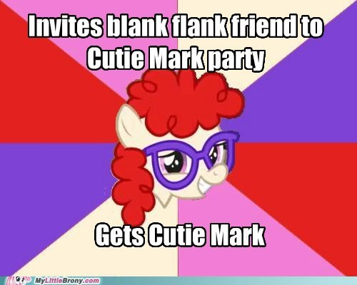 cutie mark meme partying together seesh guise twist - 5438210560