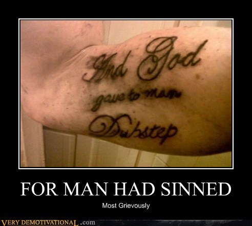 FOR MAN HAD SINNED Most Grievously