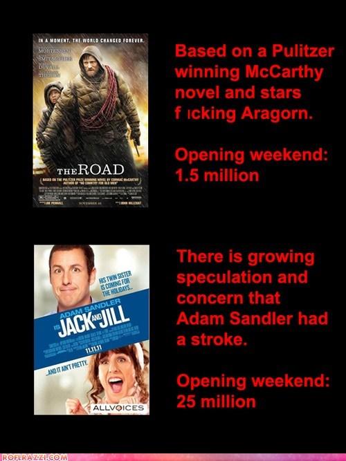 adam sandler,celeb,Hall of Fame,Movie,viggo mortensen