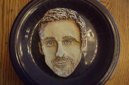 celeb,justin bieber,katherine kalnes,pancakes,Ryan Gosling