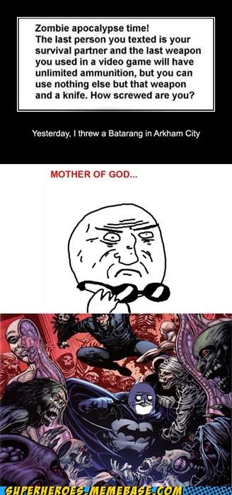 batarang batman Super-Lols zombie - 5439460352