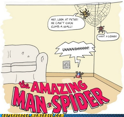 Awesome Art comics humans Spider-Man spiders - 5439918080