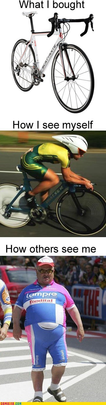 bicycle how i look how i see myself the internets tour de france what i bought - 5440002304