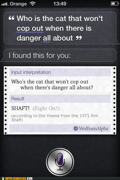 Movie,shaft,siri,wolfram,wolfram alpha