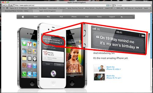 Ad iphone iphone 4s parent parenting siri - 5440262144