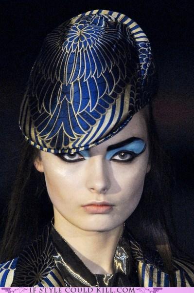 alexander mcqueen blue cool accessories hats - 5440659712 6490b5547070
