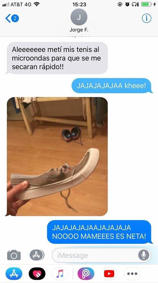 zapatos deformes