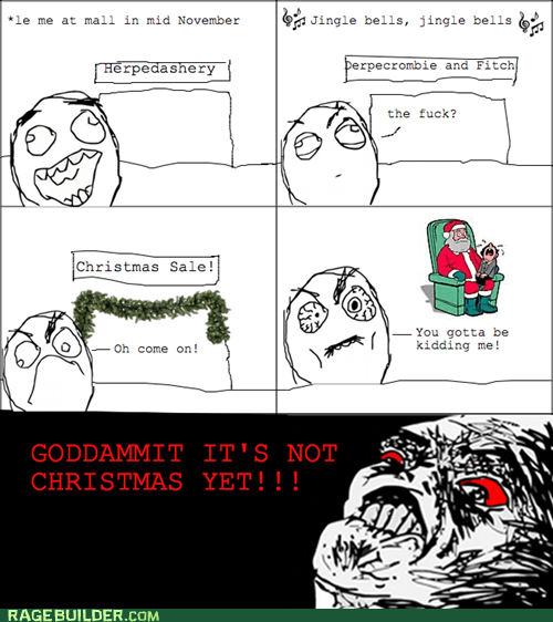 best of week christmas christmas music november Rage Comics - 5440952832