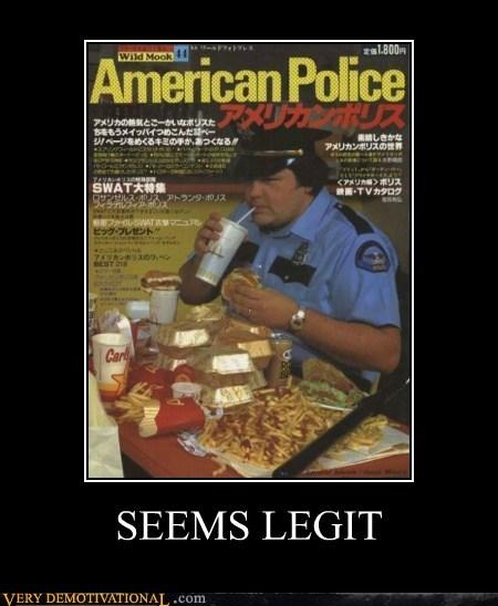 america hilarious police seems legit - 5442236416