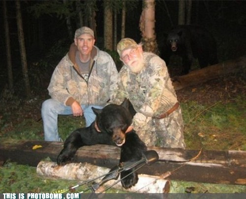 Animal Bomb,animals,bear,best of week,camo,hunting,lurker,revenge