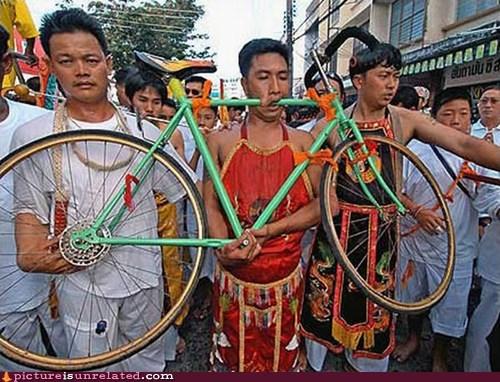 bicycle piercing wtf - 5442901760