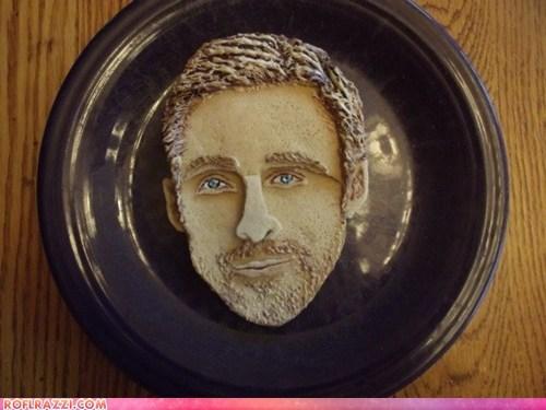 actor celeb food funny Ryan Gosling - 5443452160