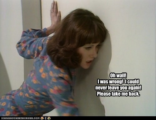 doctor who Elisabeth Sladen sarah jane smith wall - 5443697664