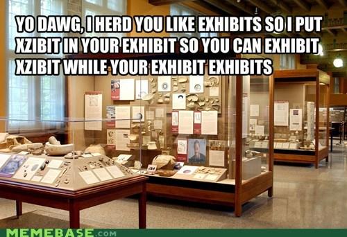 display exhibit Xzibit yo dawg - 5443704832