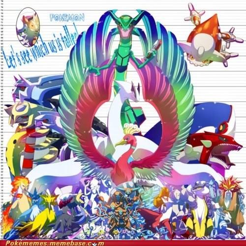Chart height legendaries Pokémans reuniclus ridiculous - 5443891968