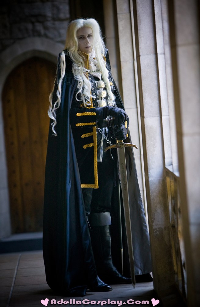 alucard Castlevania cosplay video games - 5444189952