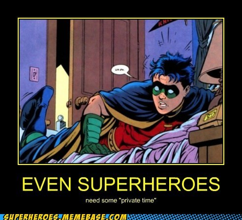 by himself robin sexy times Super-Lols - 5444283136