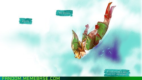 Fan Art legend of zelda Skyward Sword video ganes - 5444489728