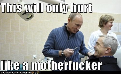 dentist political pictures Vladimir Putin vladurday - 5444546048