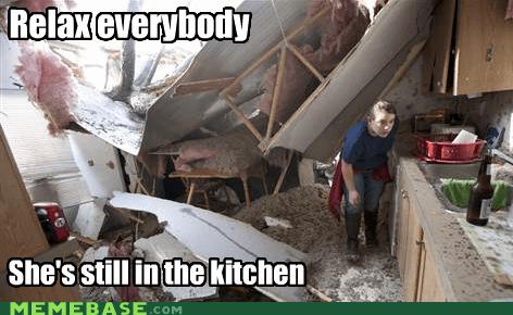 calm down kitchen Memes sandwich - 5444636160