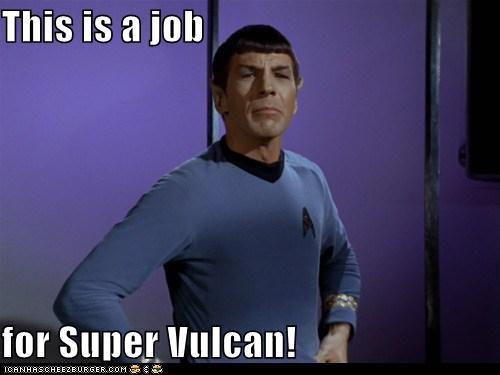 Leonard Nimoy Spock Star Trek superhero Vulcan - 5444659200