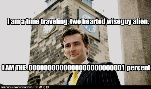 David Tennant,doctor who,occupy,The 1 Percent,the doctor