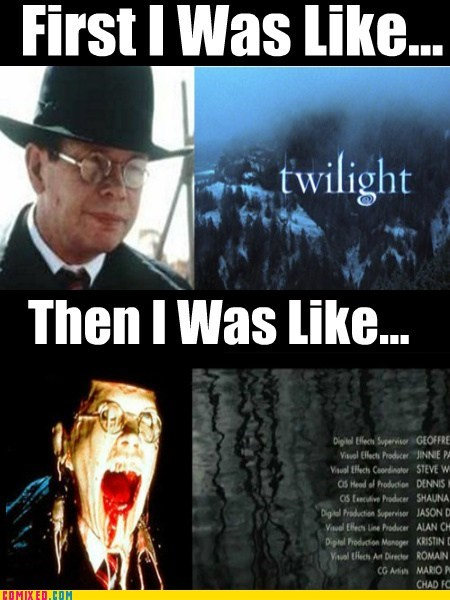 face melting From the Movies twilight - 5444795904