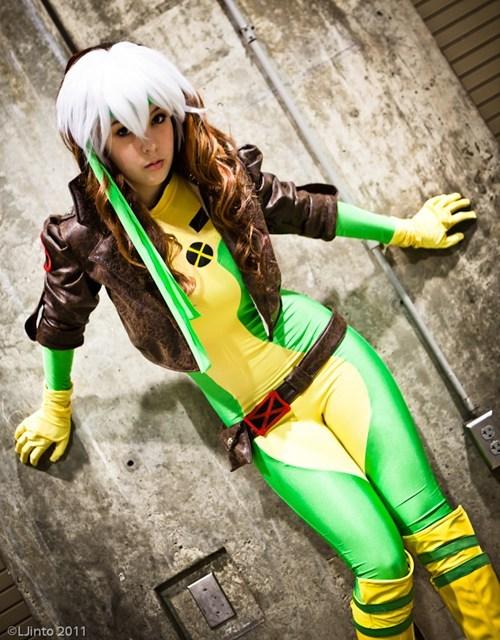 comikaze cosplay cosplay corner LJinto rogue superheroes