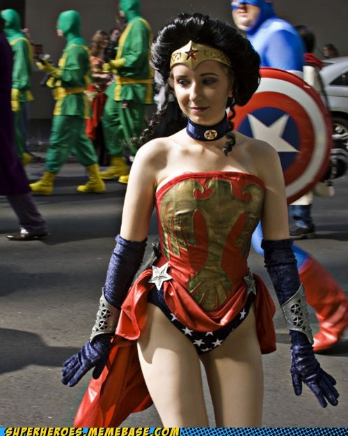 costume Sexy Ladies Super Costume wonder woman - 5445008896
