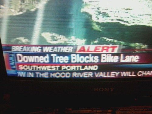 Breaking alert fail