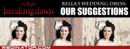breaking dawn cinema funny wedding photos Hall of Fame movies twilight wedding dress wedding fashion - 5446012672