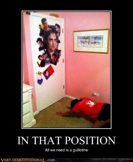 edward,guillotine,hilarious,position,twilight