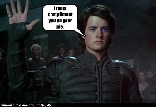 dale cooper Dune kyle maclachlan paul atreides Twin Peaks - 5446207488