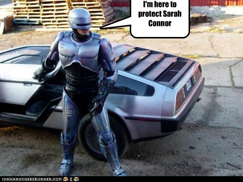 back to the future robocop sarah conner terminator - 5446619136