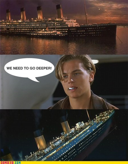 From the Movies Inception leonardo dicaprio meme movieception movies titanic
