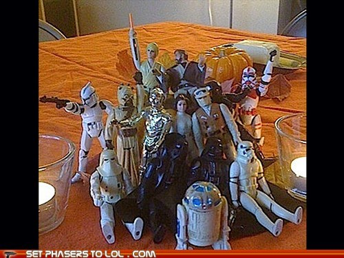 action figures,around the interwebs,holidays,star wars,thanksgiving,toys,win