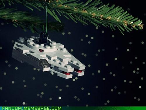 Christmas ornaments Fan Art lego star wars - 5447390720