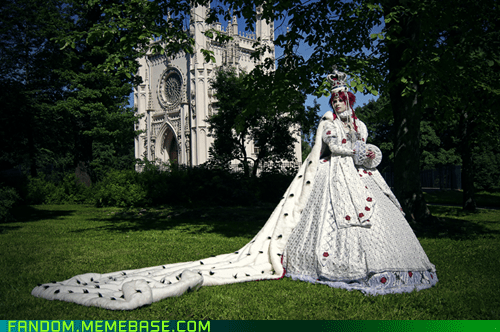 anime cosplay Esther manga queen Trinity Blood - 5447786496