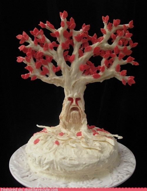 cake epicute Game of Thrones old gods tree weirwood - 5447907072