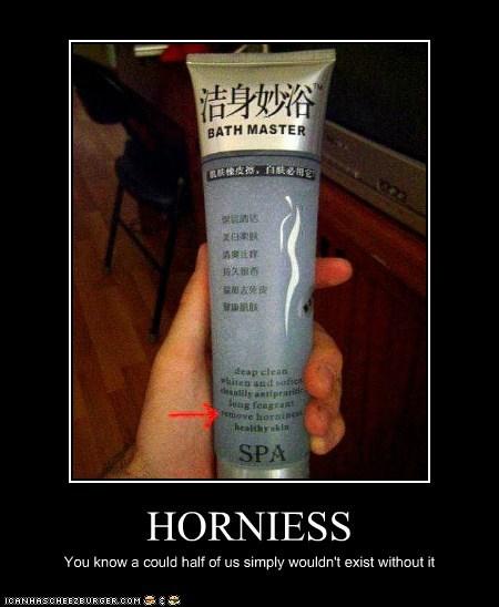 HORNIESS