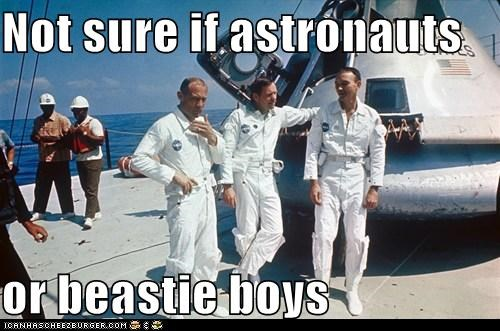 astronauts,beastie boys,intergalactic,political pictures