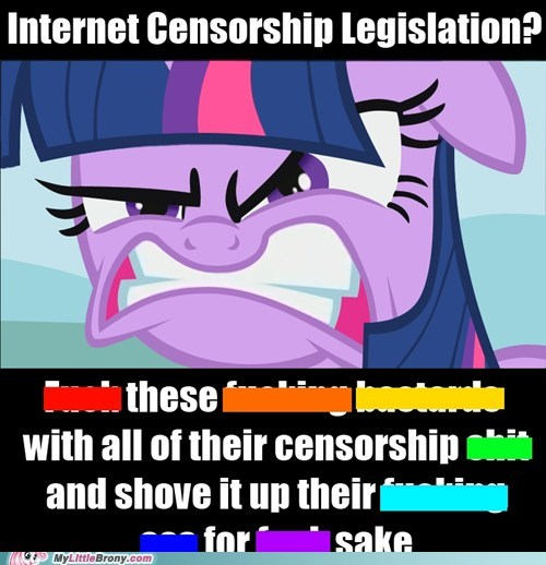 best of week censorship ICP ponies the internet twilight sparkle - 5449860096