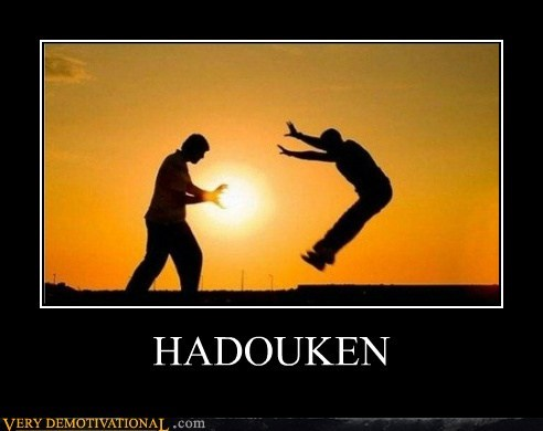 hadouken,hilarious,Street fighter