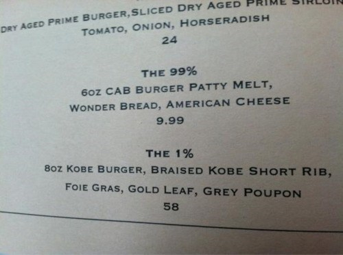 BLT Steak Menu Items Of The Times The 99 Percent - 5451057408
