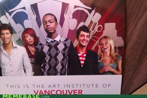 Ad,Friend Zone Fiona,IRL,mall,vancouver