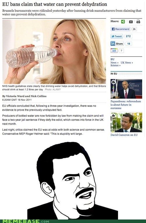 hydration news Rage Comics water whaaaat - 5451528960